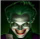 The Joker's picture